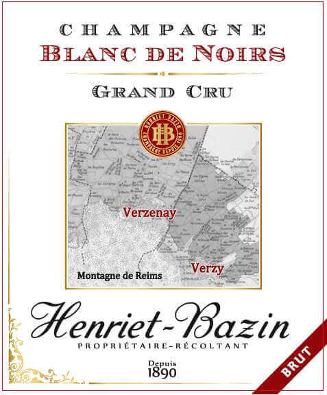 H-B Blanc de Noirs Brut - new 19