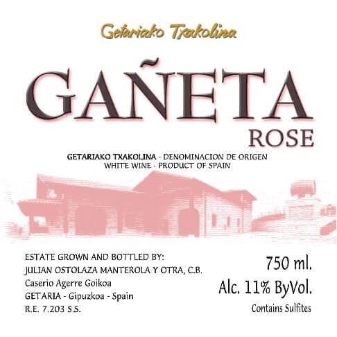 Ganeta Rose front