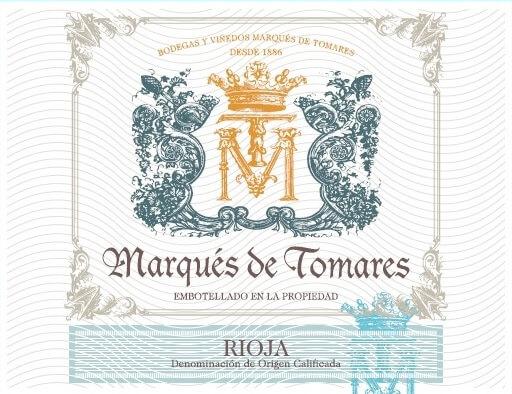 Tomares Rioja White front (1)