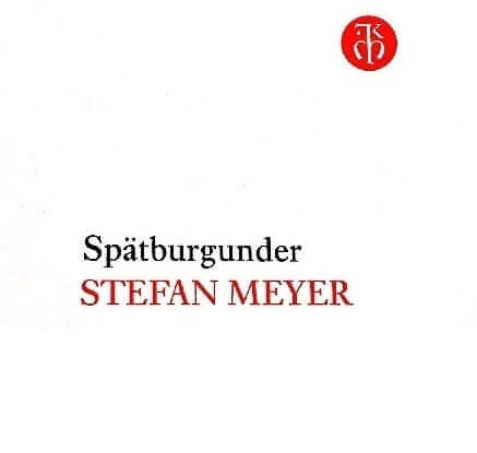 Stefan Meyer Spatburgunder