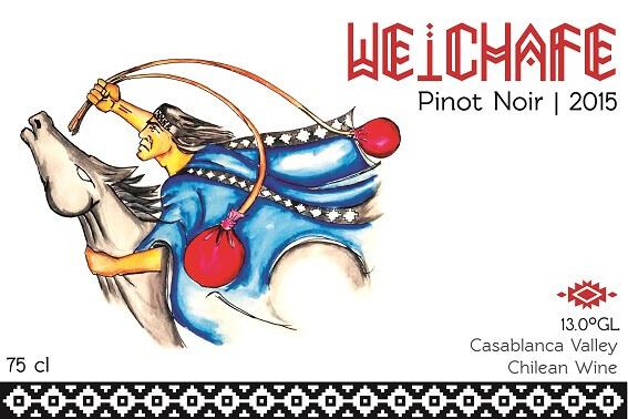 Curauma Pinot Noir front label (1)