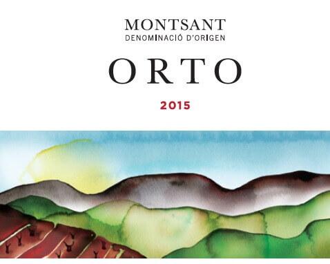 Orto Vins Orto 2015 Front