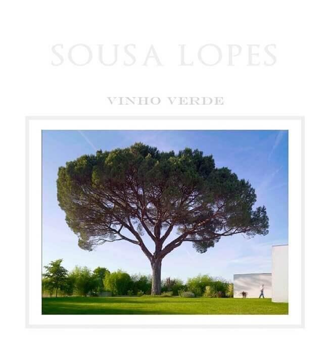 Sousa Lopes Vinho Verde