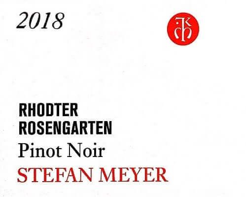 Stefan Meyer Pinot Noir Rosengarten