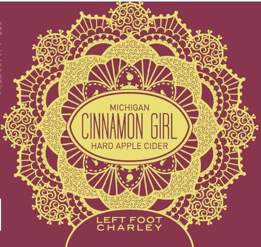 LFC Cinnamon Girl Cider