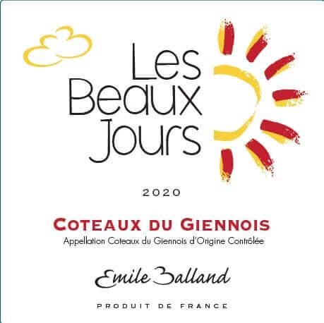 Beaux Jour Rouge new front 2021