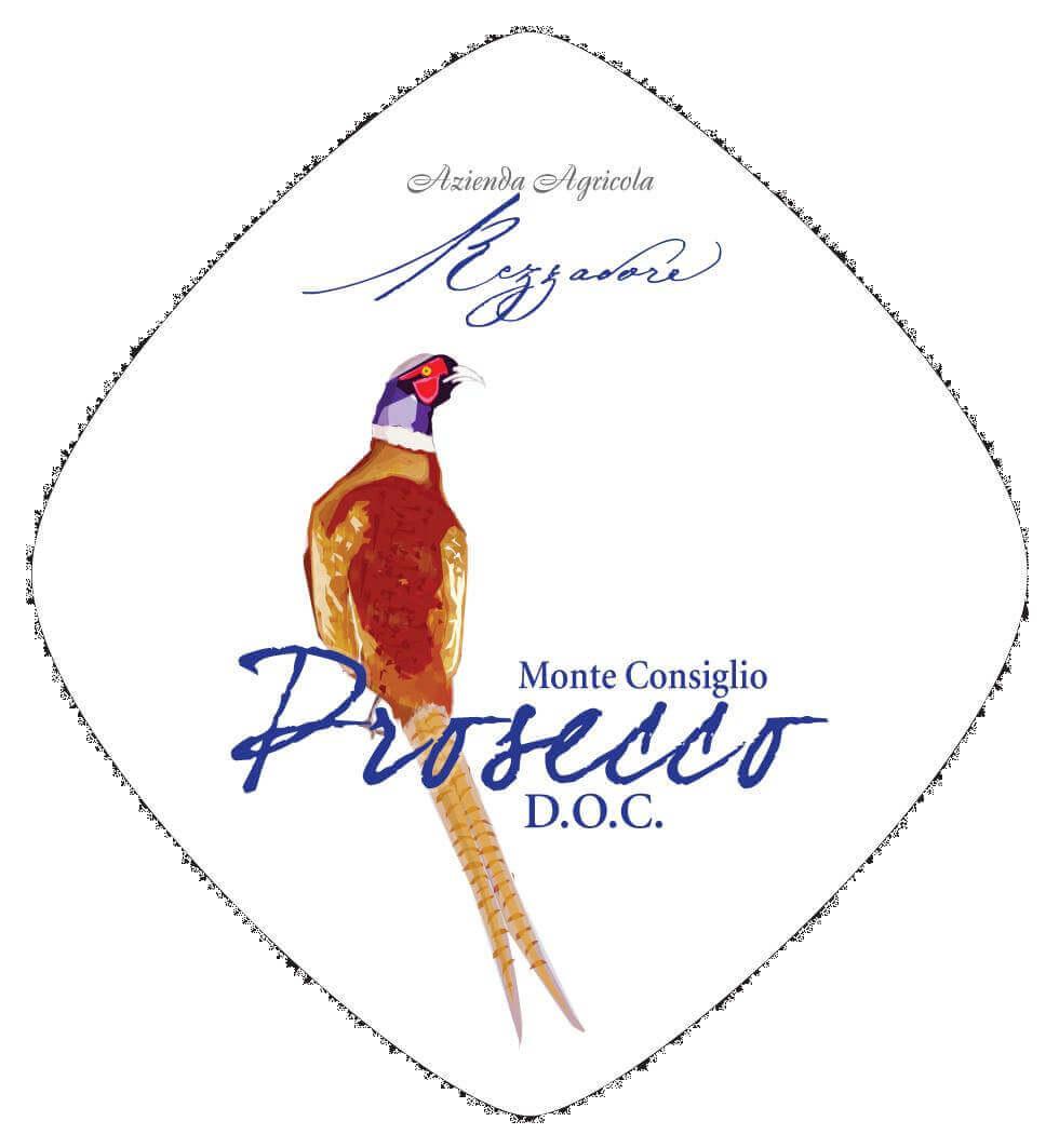 Rezzadore Prosecco Front Label 2014 (1)